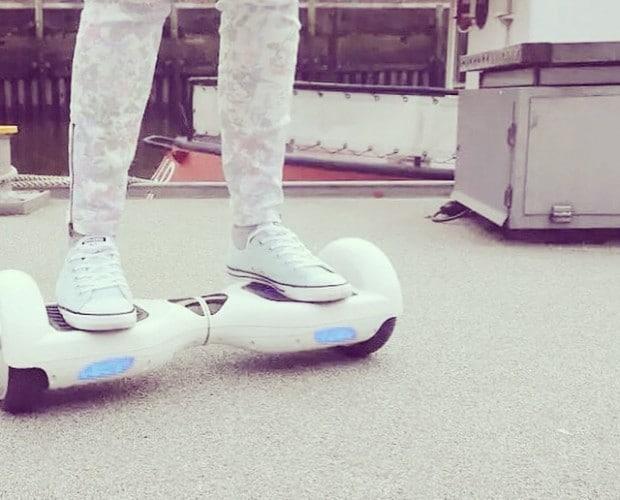 un hoverboard au meilleur qualite prix