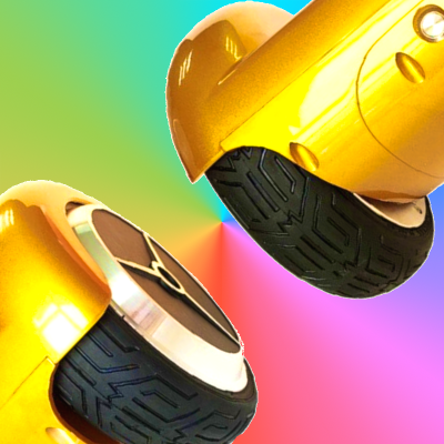 hoverboard or gold chrome