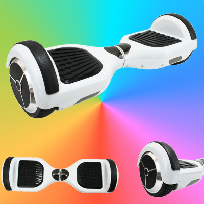 Hoverboard blanc, Self balançing board electric électrique, hover-store, wheel board,