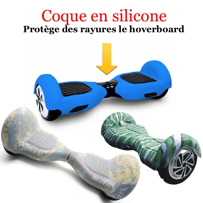 Coque en silicone
