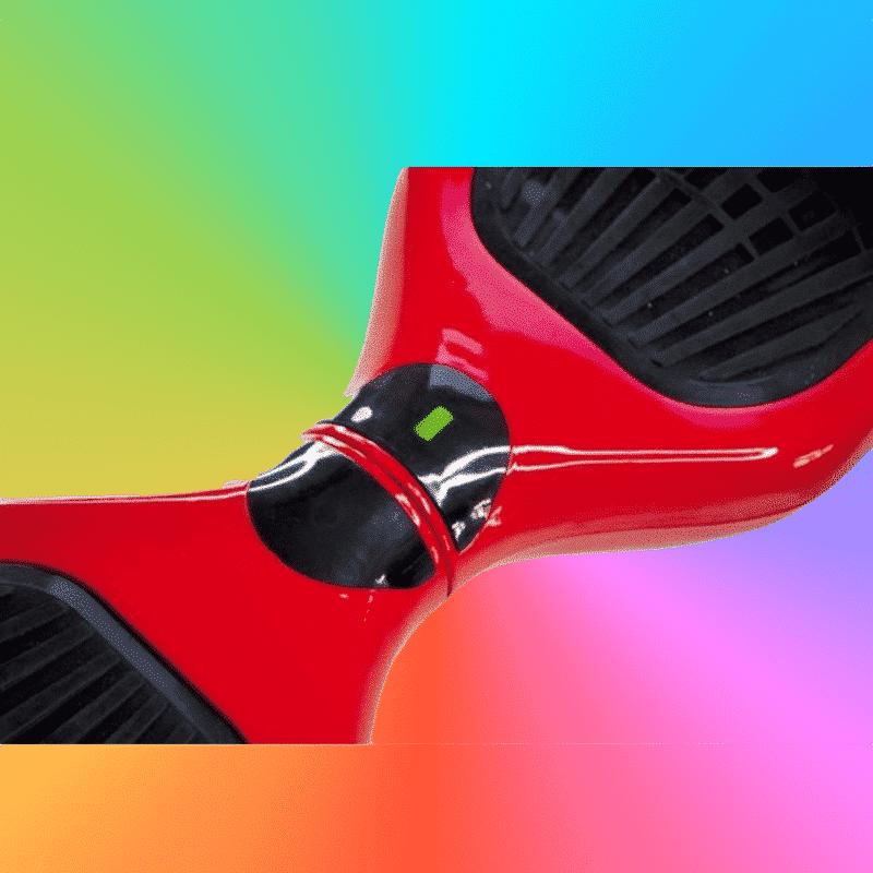 hoverboard rouge hoverboard skate lectrique de france. Black Bedroom Furniture Sets. Home Design Ideas