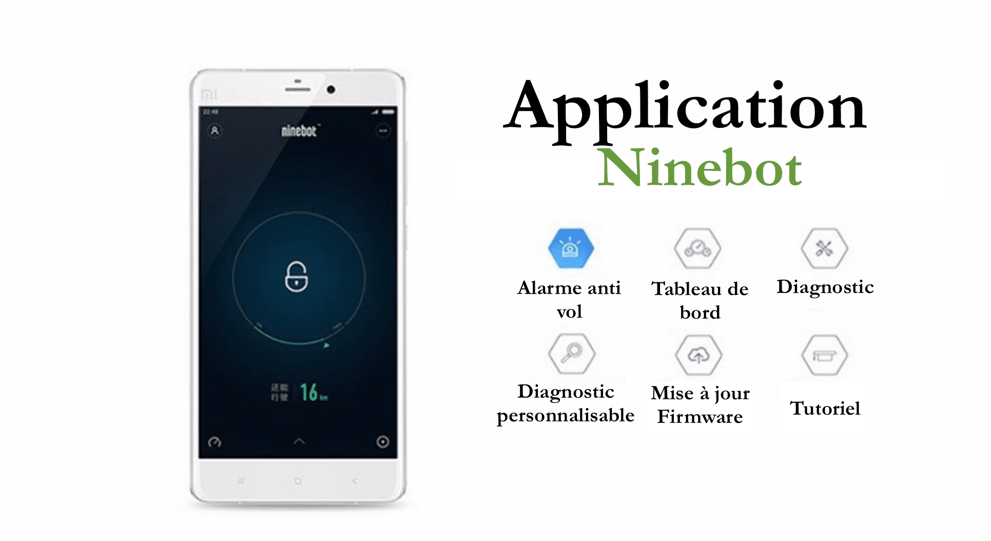Ninebot xiaomi Mini pro