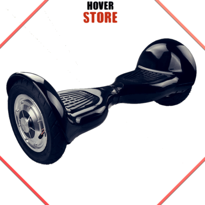 Hoverboard noir 10 pouces