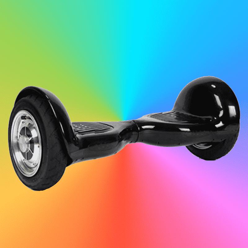 hoverboard noir 10 pouces noir self balan ing board. Black Bedroom Furniture Sets. Home Design Ideas