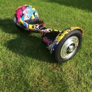 hoverboard graffiti en 10 pouces en hoverboard pas cher