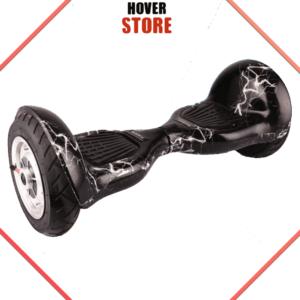 Hoverboard Noir et Blanc 10 pouces