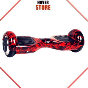 Hoverboard flamme
