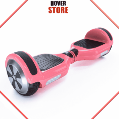 Hoverboard rose 6,5 pouces pas cher