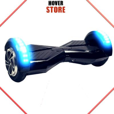 Hoverboards noir 8 pouces