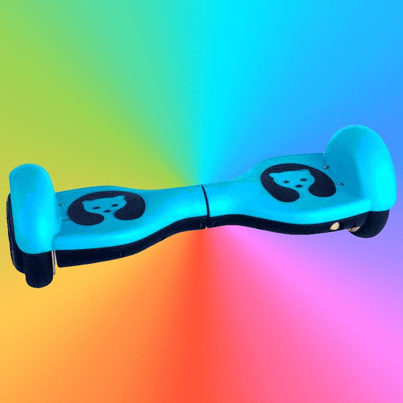 hoverboard bleu pour enfant au meilleur prix de france. Black Bedroom Furniture Sets. Home Design Ideas