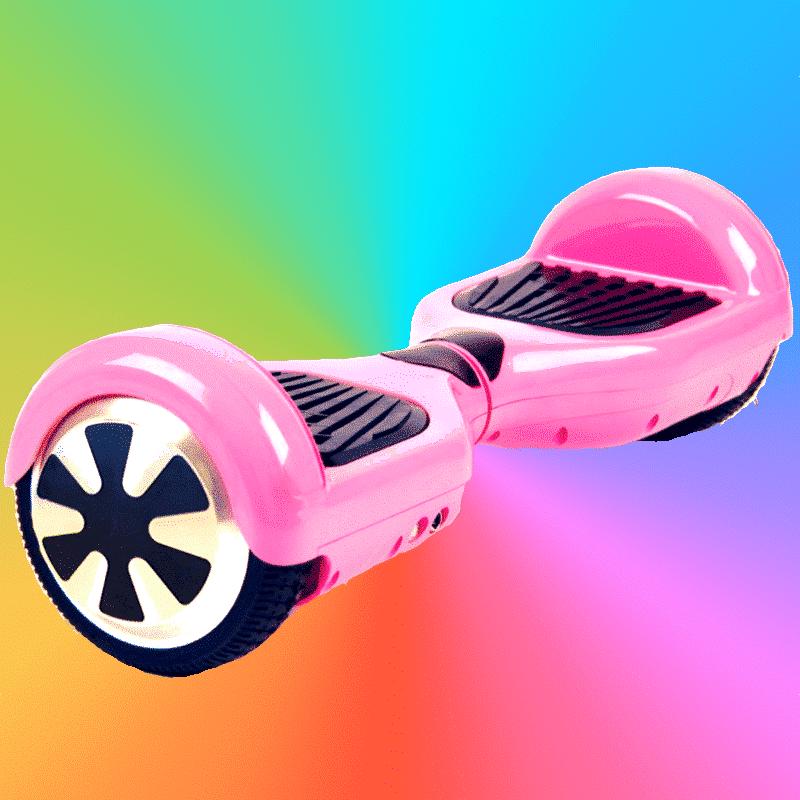 hoverboard rose hoverboard skate lectrique de france. Black Bedroom Furniture Sets. Home Design Ideas