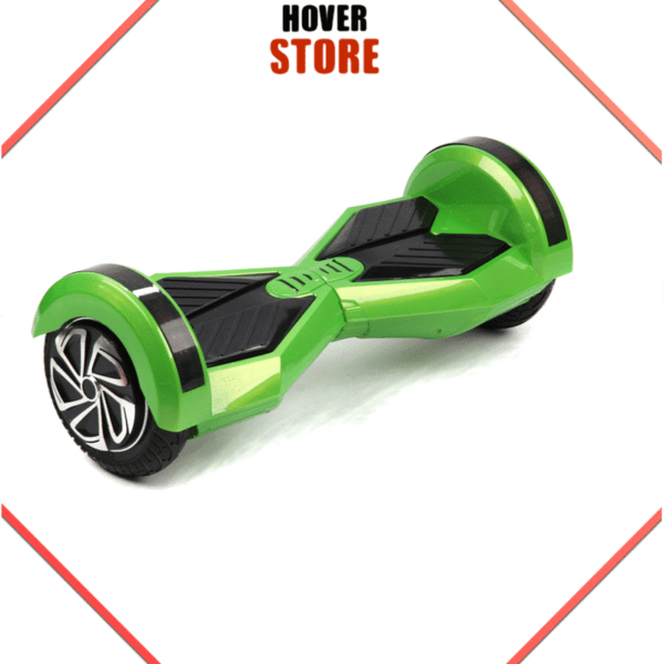 Hoverboard 8 pouces Vert