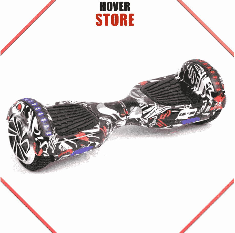 hoverboard graffiti hoverboard pas cher au meilleur prix de france. Black Bedroom Furniture Sets. Home Design Ideas