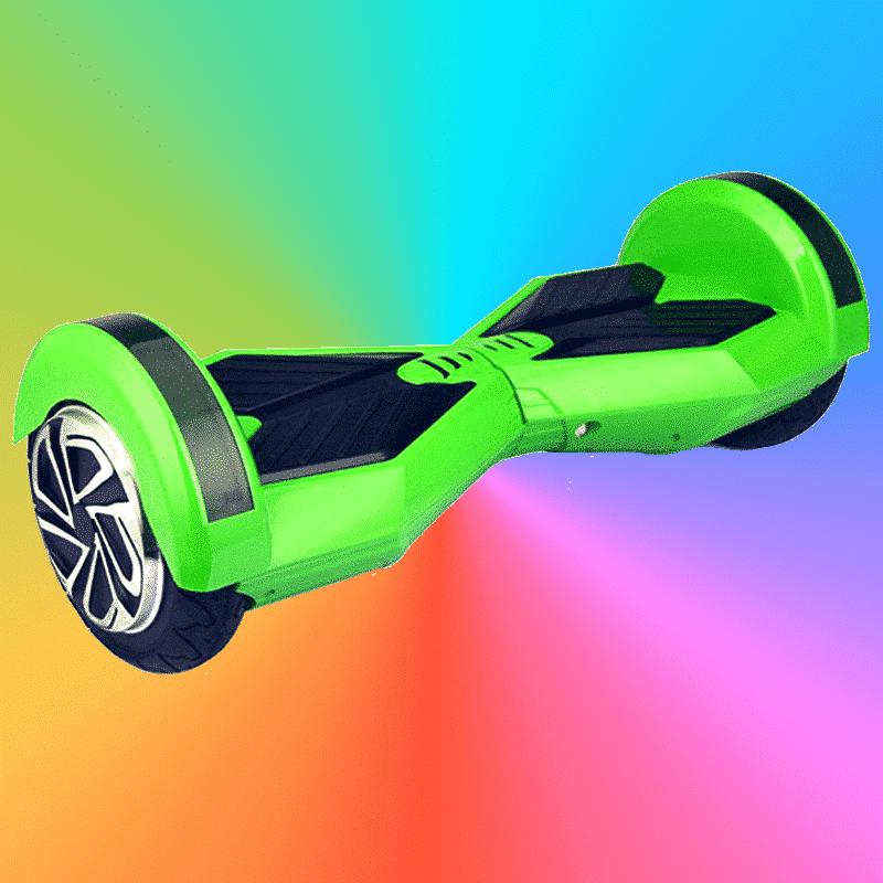 hoverboard vert 8 pouces au meilleur prix de france. Black Bedroom Furniture Sets. Home Design Ideas