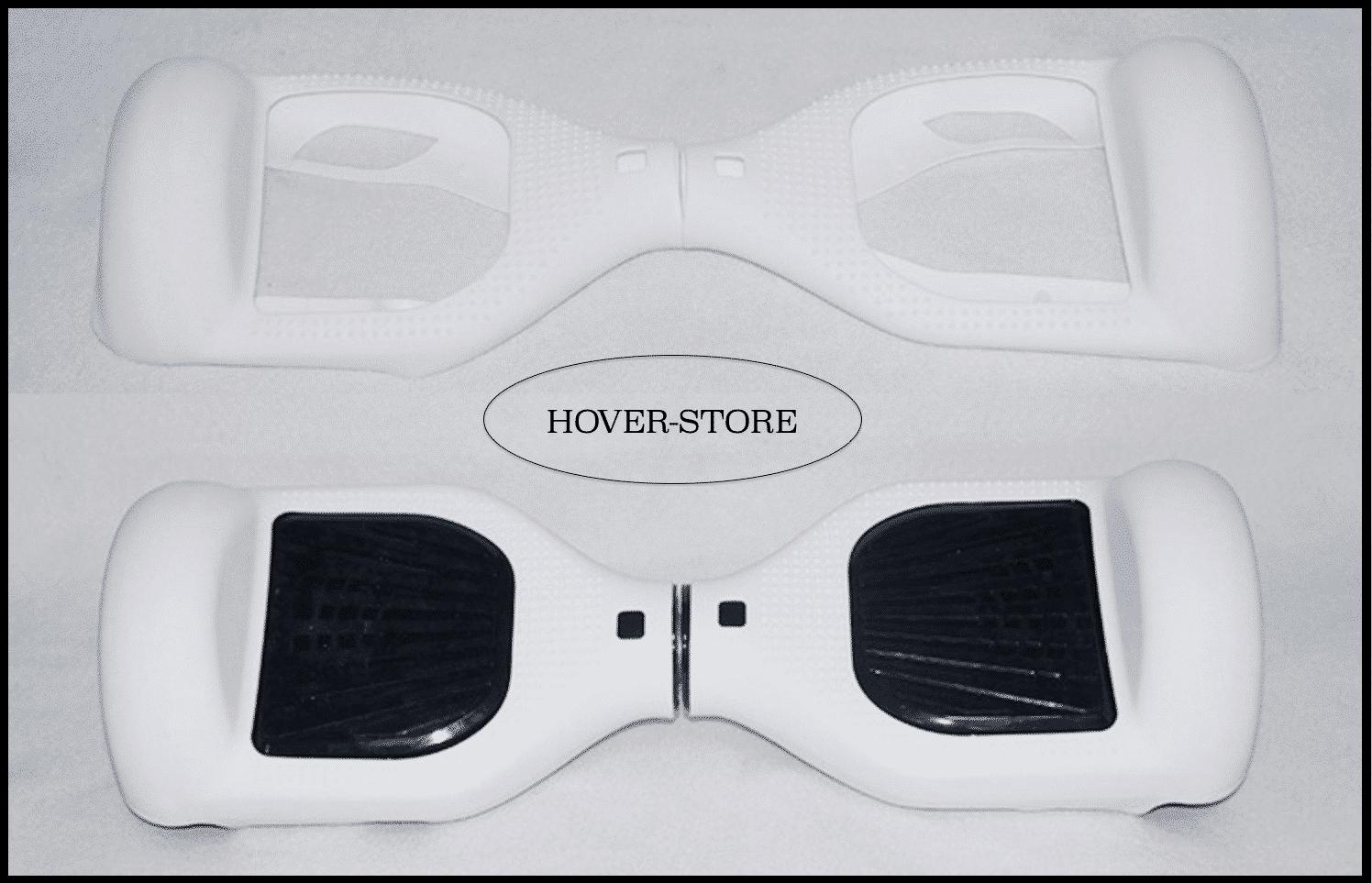protection en silicone hoverboard en 6,5 pouces