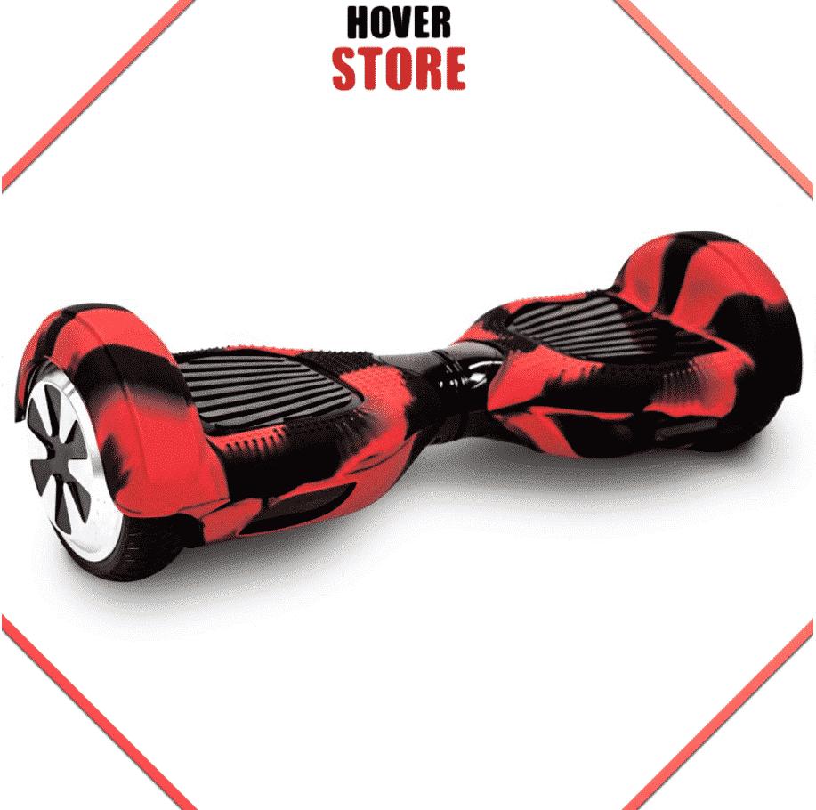 Coque en silicone pour hoverboard double housse de for Housse pour hoverboard