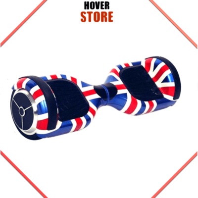 Hoverbard Union Jack