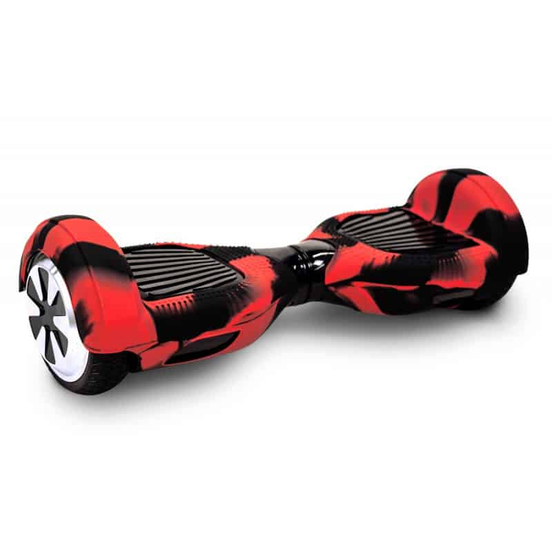 Protection en silicone pour hoverboard double housse renforc e for Housse pour hoverboard