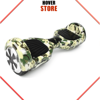Hoverboard militaire