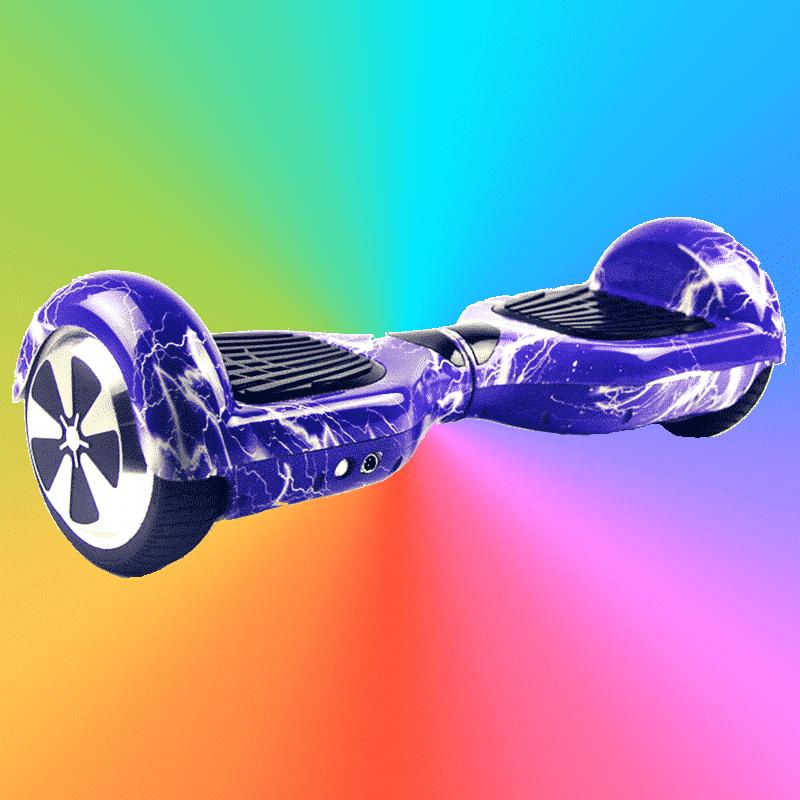 hoverboard noir hoverboard skate lectrique de france. Black Bedroom Furniture Sets. Home Design Ideas