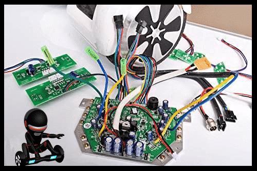 réparation hoverboard