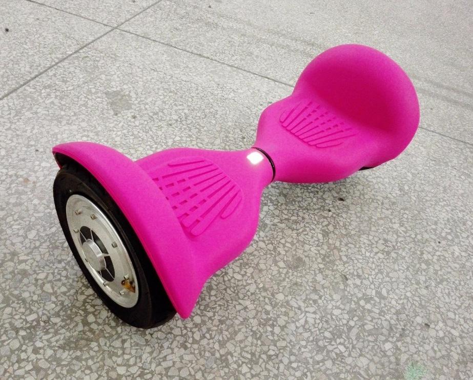 housse en silicone pour hoverboard en 10 pouces au