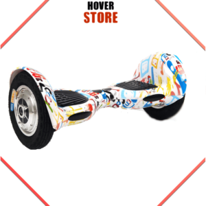 Hoverboard Blanc 10 pouces
