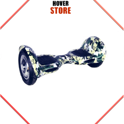 Hoverboard 10 Pouces Militaire
