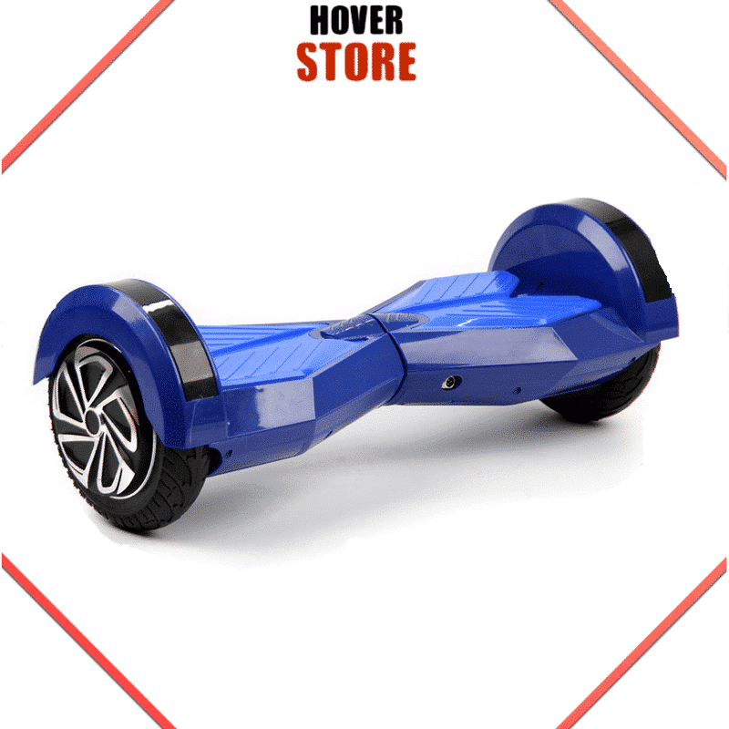 hoverboard bleu 8 pouces au meilleur prix de france. Black Bedroom Furniture Sets. Home Design Ideas