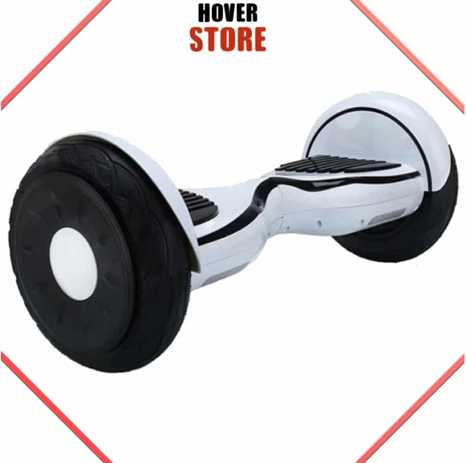 hoverboard blanc 4x4 tout terrain meilleur prix de france. Black Bedroom Furniture Sets. Home Design Ideas