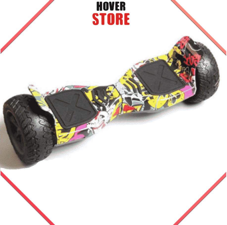 hoverboard tout terrain mod le hummer 4x4. Black Bedroom Furniture Sets. Home Design Ideas