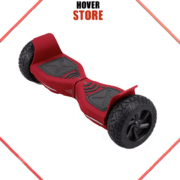 Hoverboard tout terrain rouge