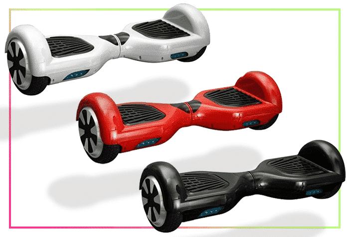 Gagnez votre hoverboard