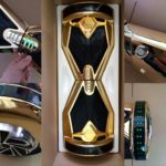 Hoverboard 8 pouces Chrome GOLD