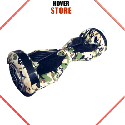 Hoverboard 8 pouces militaire