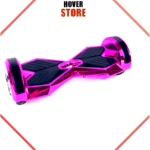 Hoverboard Chrome Brilliant Hoverboard 8 pouces rose chrome