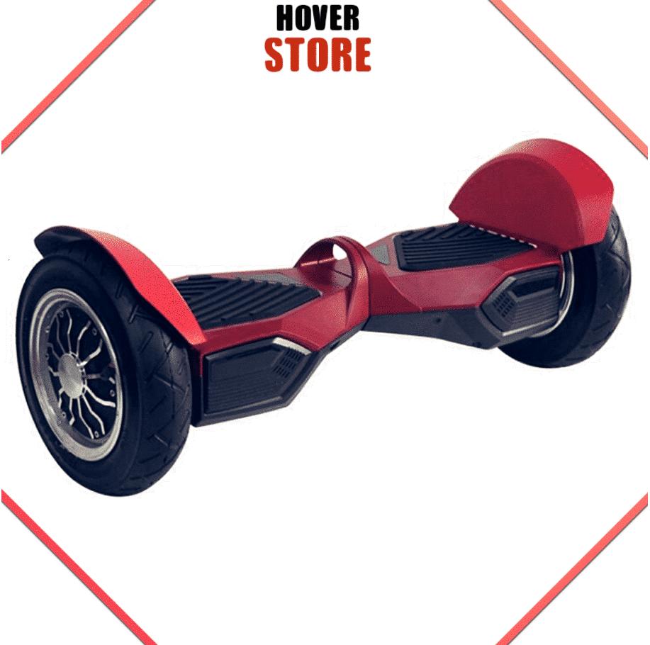 hoverboard rouge tout terrain batterie samsung garantie 2 ans. Black Bedroom Furniture Sets. Home Design Ideas