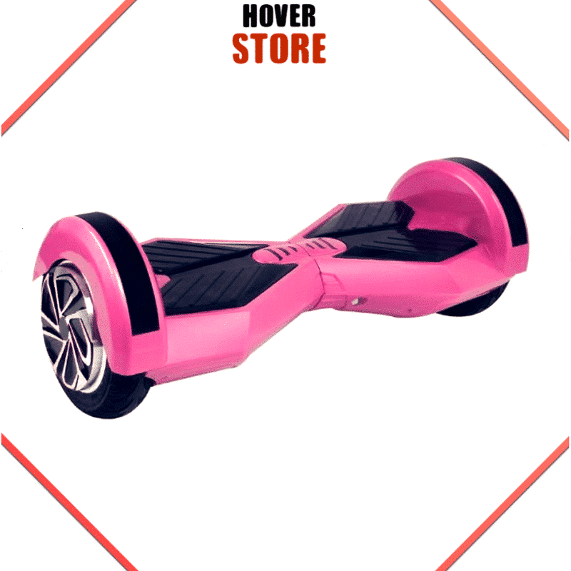 hoverboard rose 8 pouces au meilleur prix de france. Black Bedroom Furniture Sets. Home Design Ideas