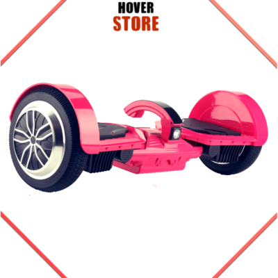 Hoverboard 8 pouces rose urbain