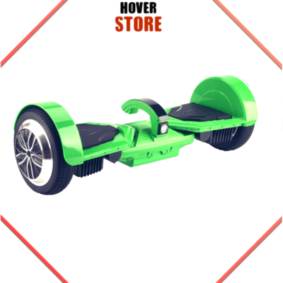 Hoverboard 8 pouces vert urbain