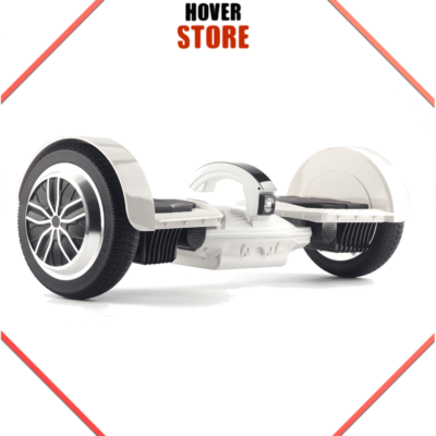 hoverboard 8 pouces blanc urbain