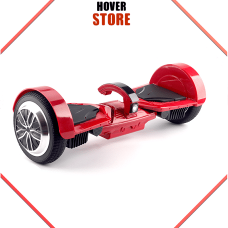 Hoverboard 8 pouces urbain rouge