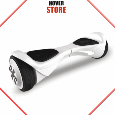 Hoverboard bluetooth blanc