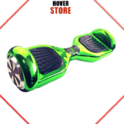 Hoverboard vert Chrome Hoverboard vert chromé