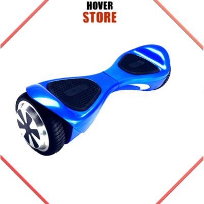 Gyropode bleu Hoverboard Bleu connecté