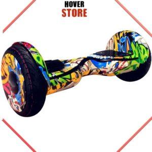 Hoverboard 4x4 Graffiti Hoverboard 4x4 Hoverboard 10 pouces 1
