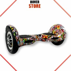Hoverboard Stickers 10 pouces