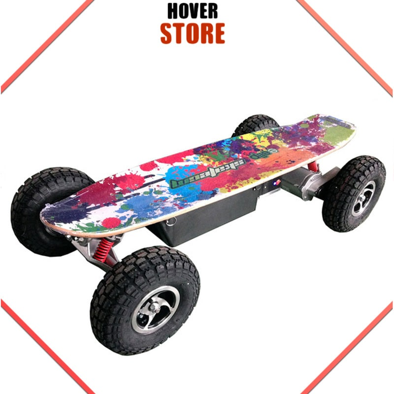 skateboard tout terrain garantie 2 ans hover store. Black Bedroom Furniture Sets. Home Design Ideas