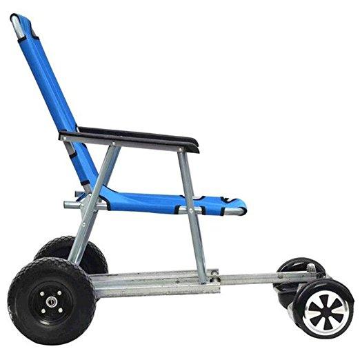hover si ge kit adaptable pour hoverboard hoverkart tout terrain. Black Bedroom Furniture Sets. Home Design Ideas