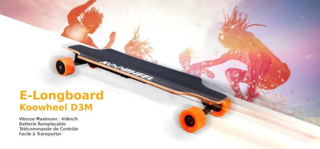 E-longboard